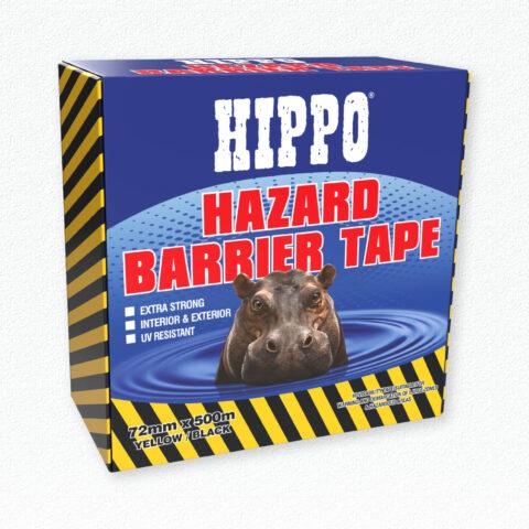 Hippo Hazard Barrier Tape