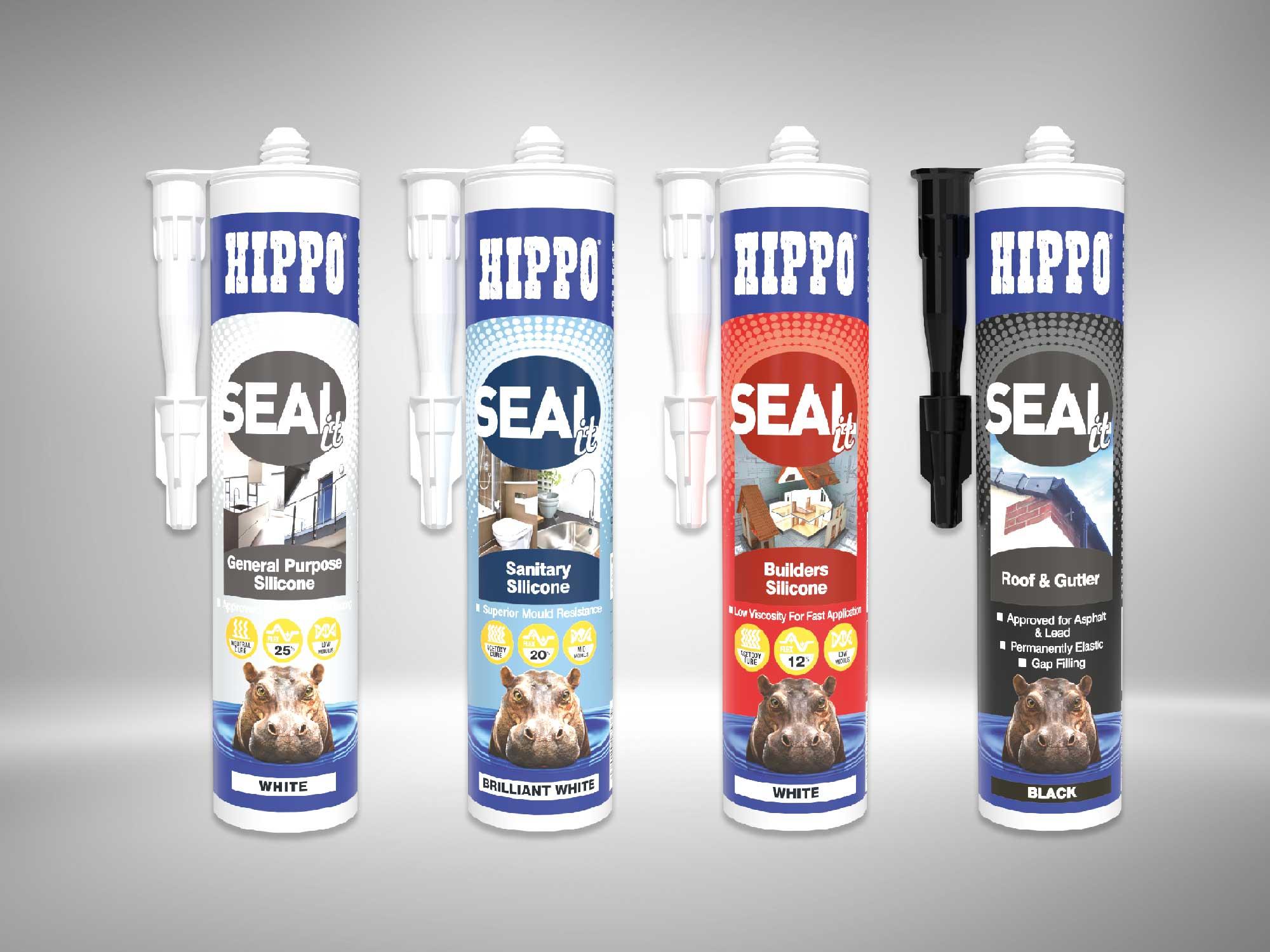 Hippo SEALit Product Range