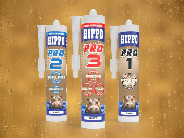 The New Advanced Hippo PRO Range