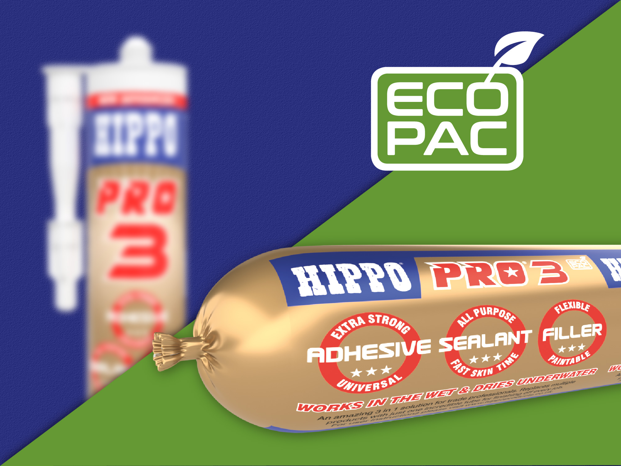 New ECO-PAC - Tackling Waste Plastic