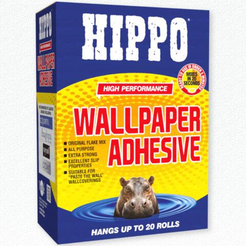 Hippo Wallpaper Adhesive