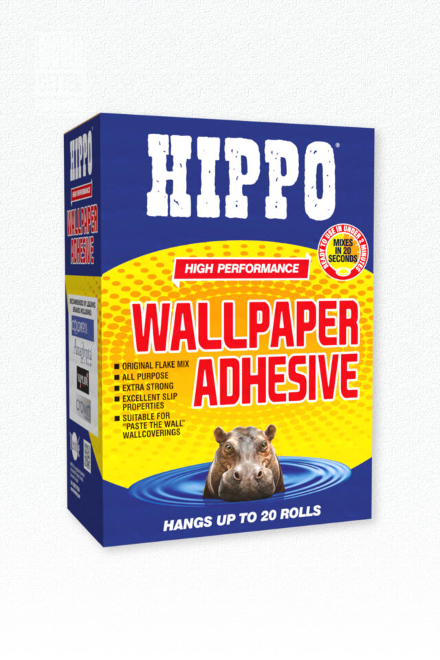Hippo Wallpaper Adhesive