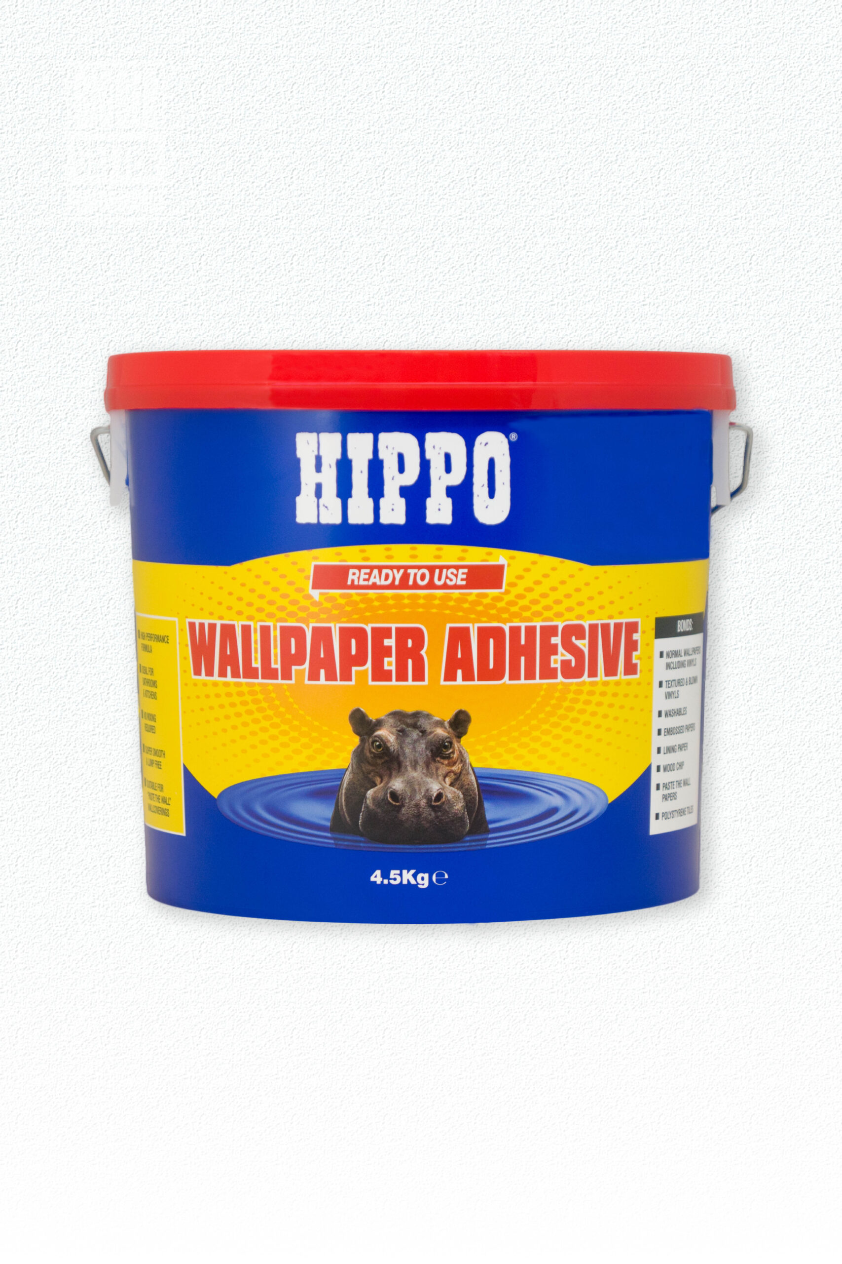 Ready To Use Wallpaper Adhesive - Hippo