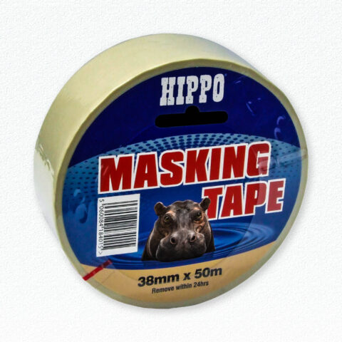 Hippo General Purpose Masking Tape