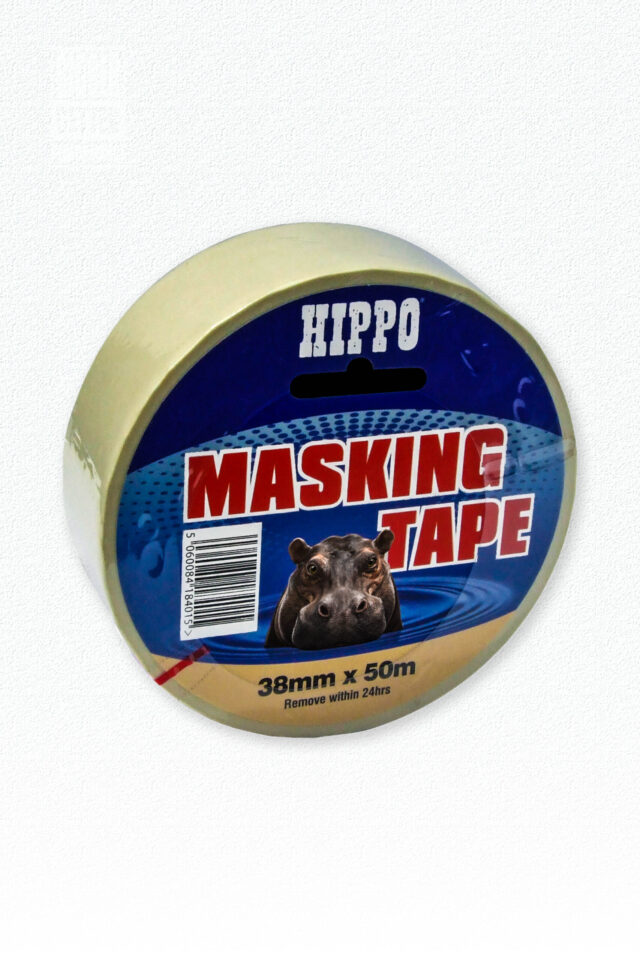 Hippo General Purpose Masking Tape