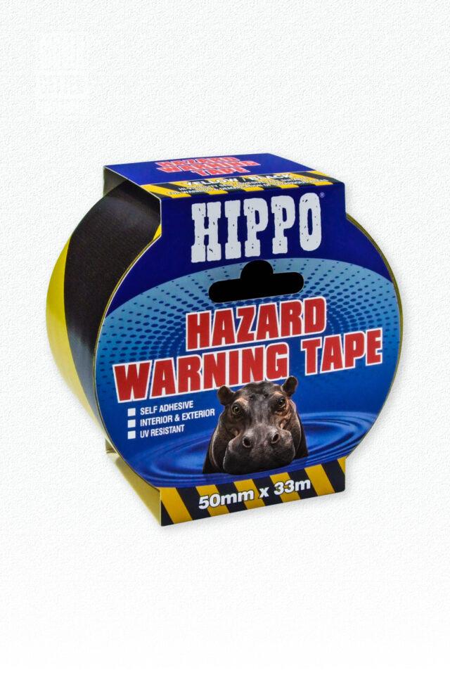 Hippo Hazard Warning Tape