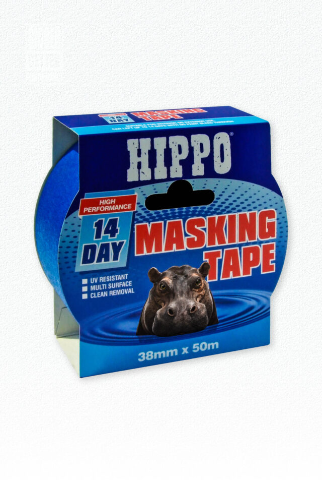 Hippo 14-Day Masking Tape