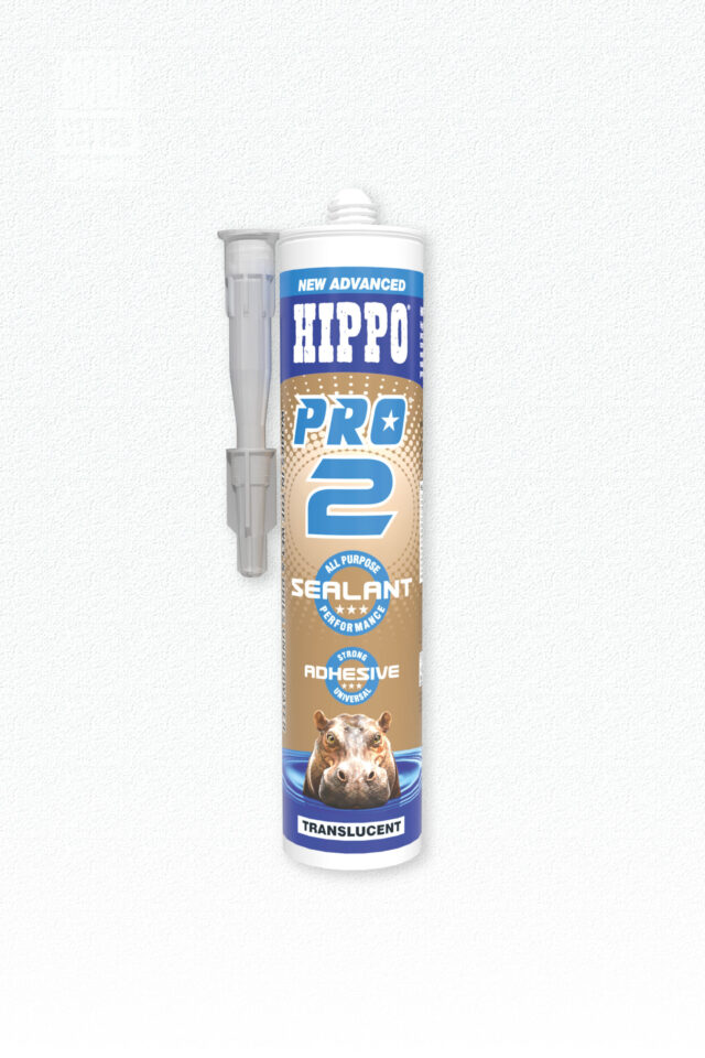 Hippo PRO2 Sealant and Adhesive