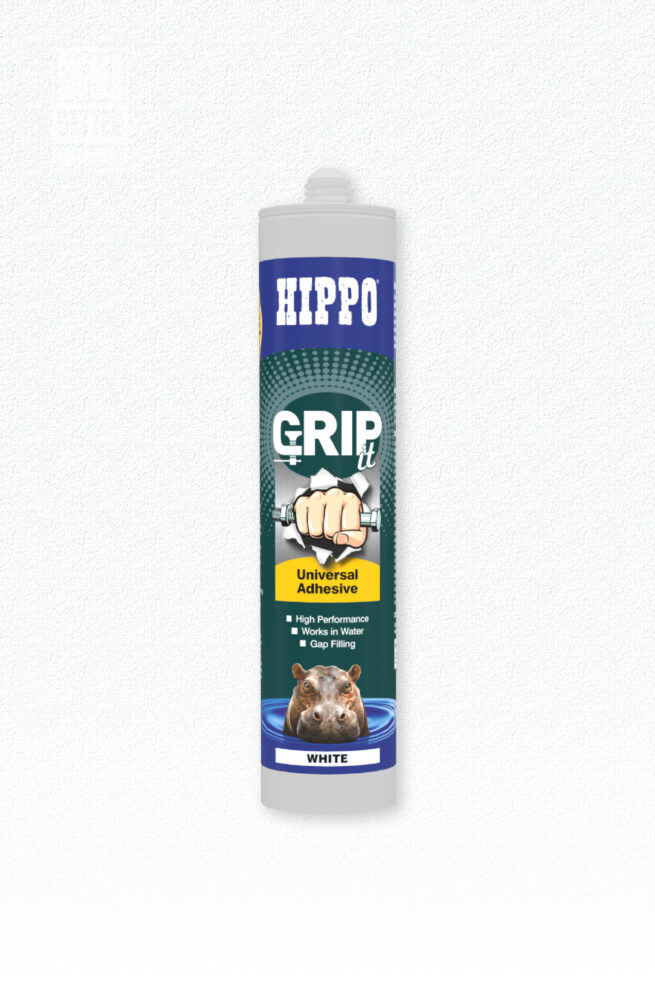 Hippo GRIPit Universal Adhesive