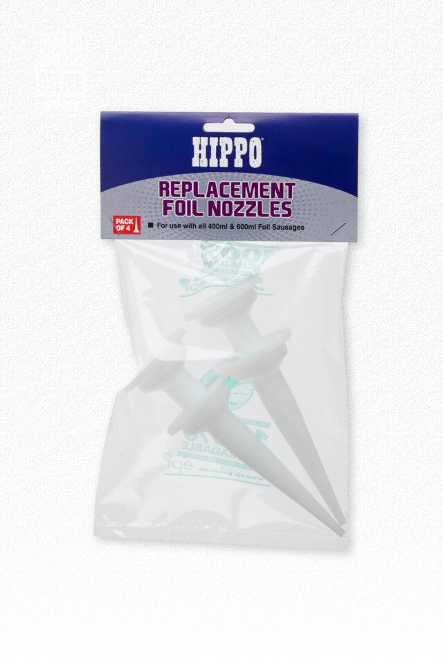 Hippo Replacement Foil Nozzles