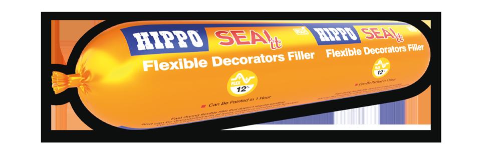 Hippo SEALit Flexible Decorators Filler ECO-PAC