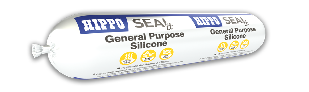 Hippo SEALit General Purpose Silicone ECO-PAC