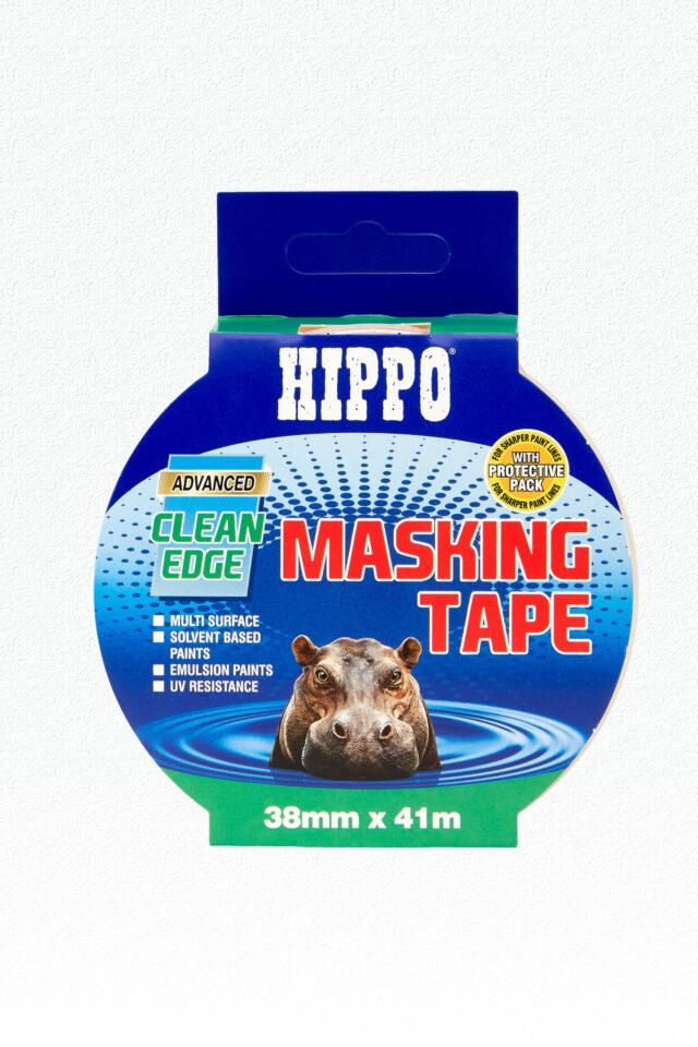 Hippo Clean-Edge Masking Tape