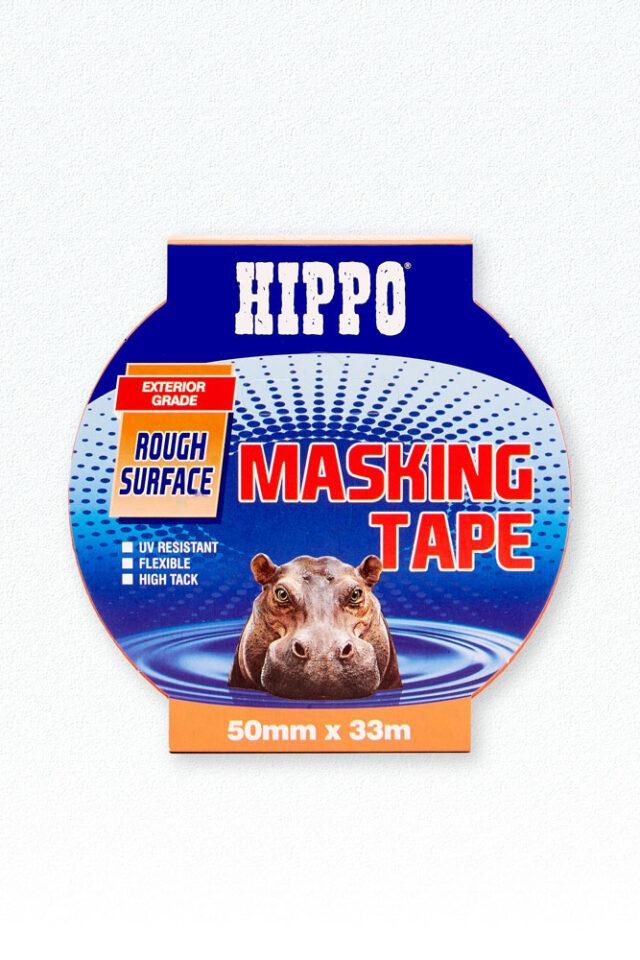 Hippo Rough-Surface Masking Tape
